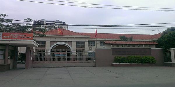THCS Nguyễn Hữu Thọ