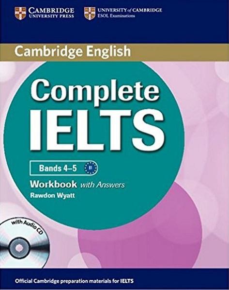 sách Complete IELTS band 4.0 - 5.0