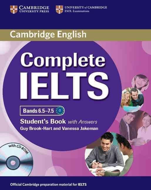 Complete IELTS 6.5 - 7.5