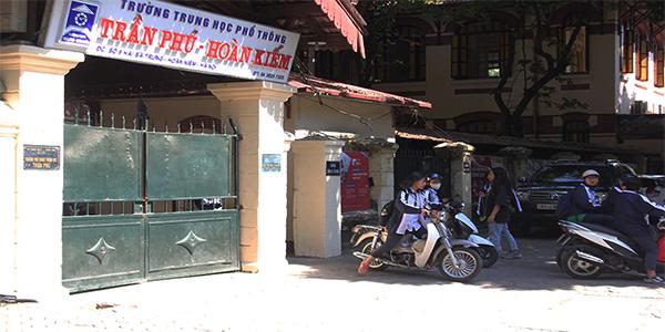 THPT Trần Phú