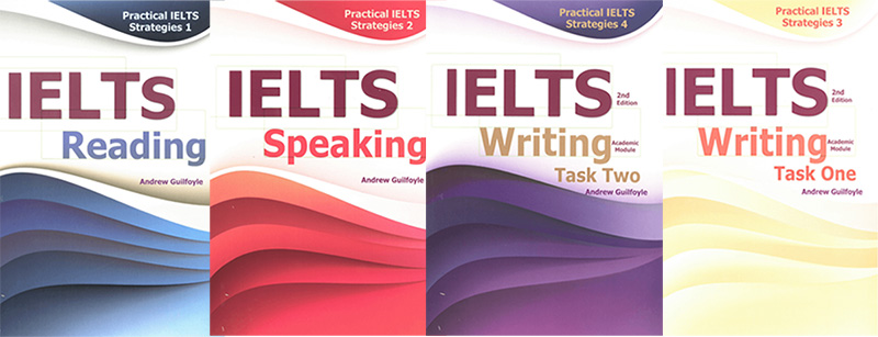 bộ Practical IELTS Strategies