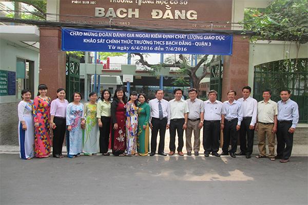 trường THCS Bạch Đằng