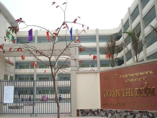 trường THCS Đoàn Thị Điểm