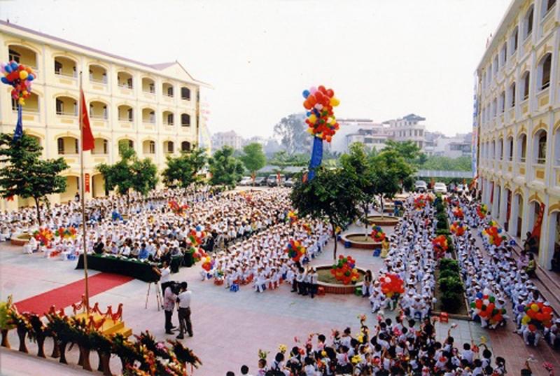 trường THCS Nguyễn Siêu