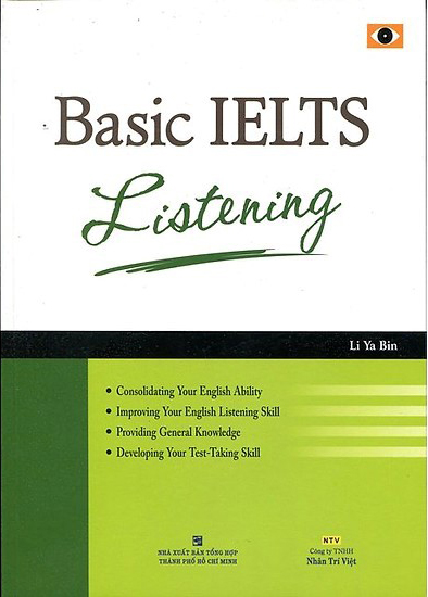 sách basic IELTS Listening