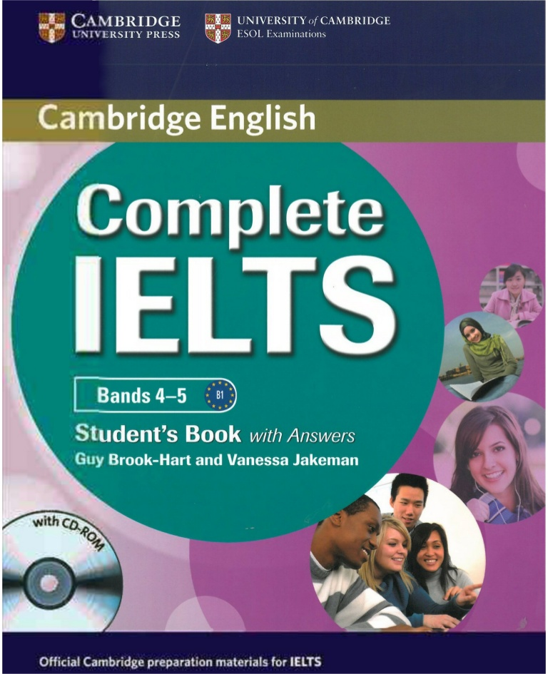 Cambridge - Complete IELTS Band 4.0-5.0