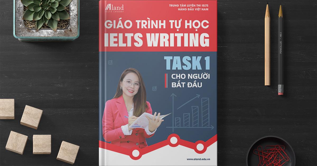 Giới thiệu cuốn sáchHướng dẫn tự học Writing Task 1