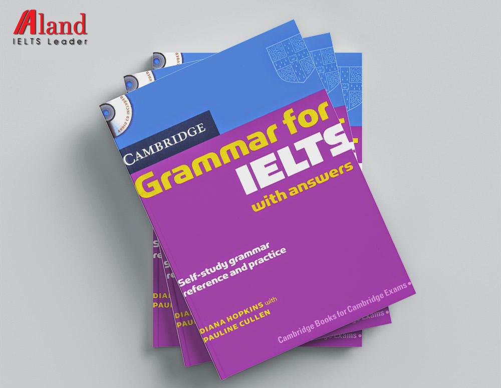 Sách Grammar for IELTS