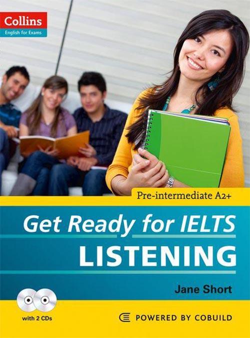 Sách Get ready for IELTS Listening