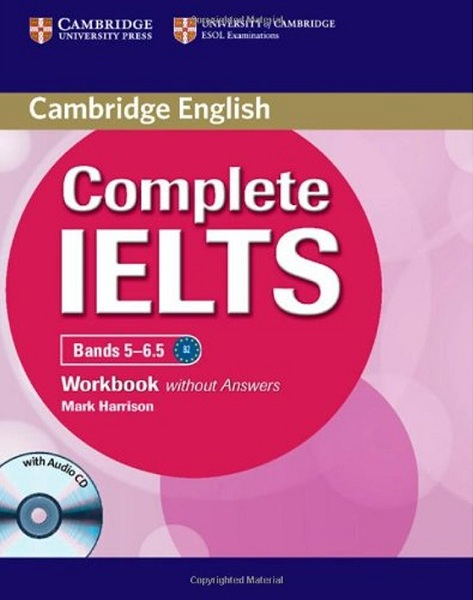Complete IELTS band 5.5-6.5
