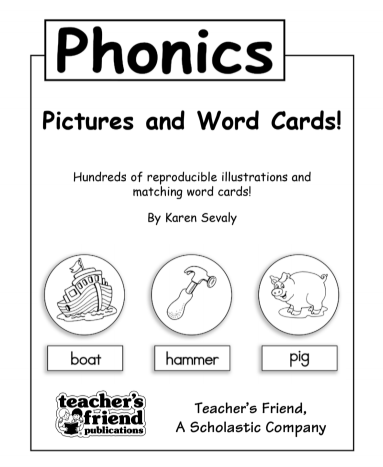 Phonics Pictures and Word Cards