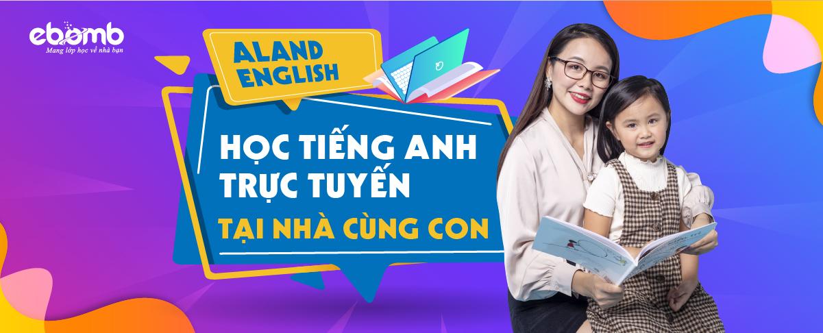 Ebomb -nền tảng học tiếng Anh trực tuyến hàng đầu Việt Nam