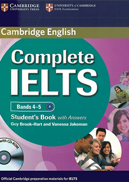 sách cambridge - complete ielts band 4.0-5.0