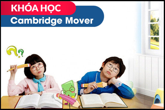 Khóa học Cambridge Mover